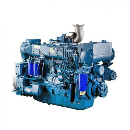 motor propulsie navala Baudouin 6M16 2100 rpm
