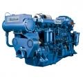 motor diesel propulsie navala 6W126M Baudouin