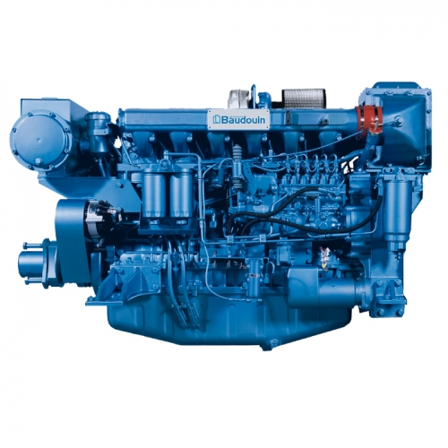 motor propulsie naval diesel