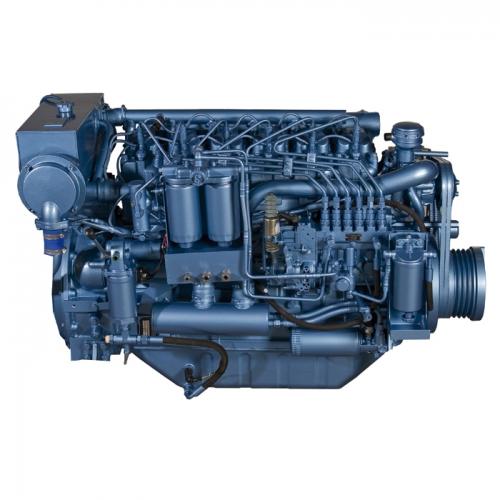 motor propulsie baudouin 6W105M