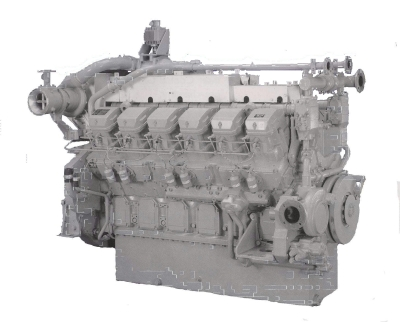 motor naval gas mitsubishi