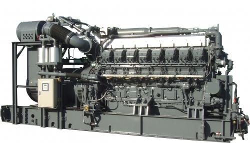 motor naval S16R2 mitsubishi