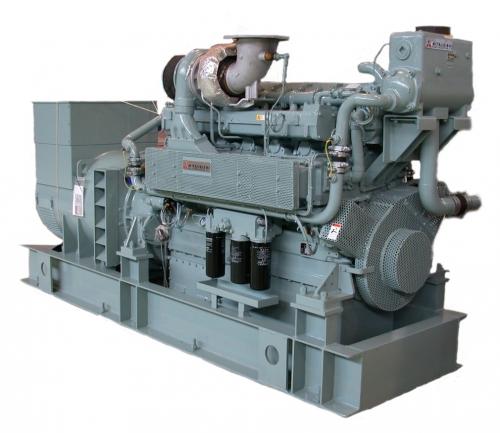 diesel-generatoare navale mitsubishi