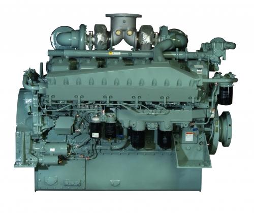motor naval mitsubishi S12A2