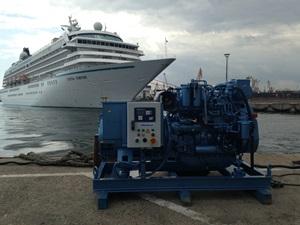 diesel generatoare navale