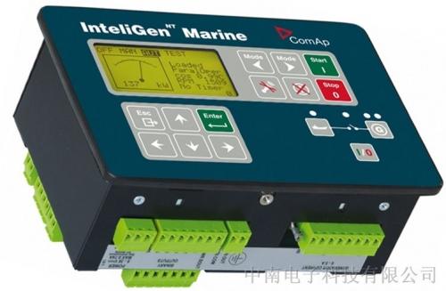 controler motor , generator naval