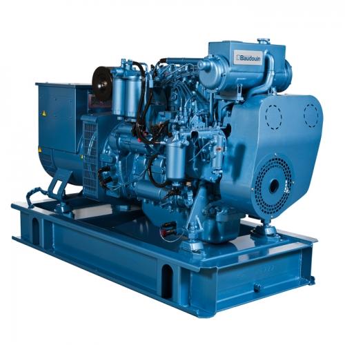 diesel generator baudouin 4W105S