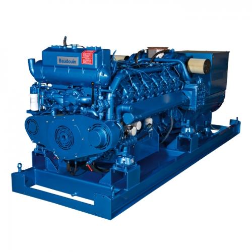 diesel generator naval baudouin Geb12M-1