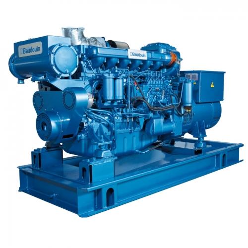 diesel generator baudouin GebW126-1