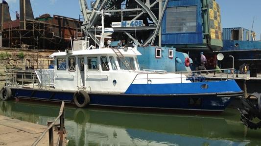 Motorizare nava multifunctionala