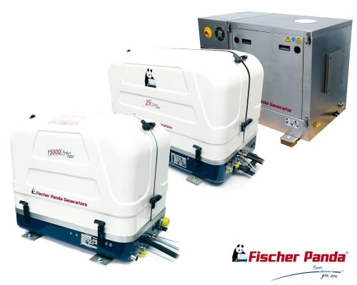 generatoare navale fischer panda i-series