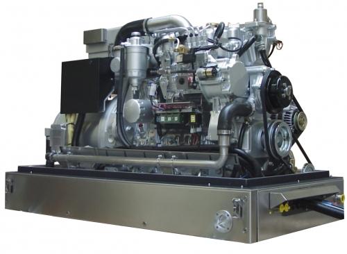 generator naval panda PMS-HD