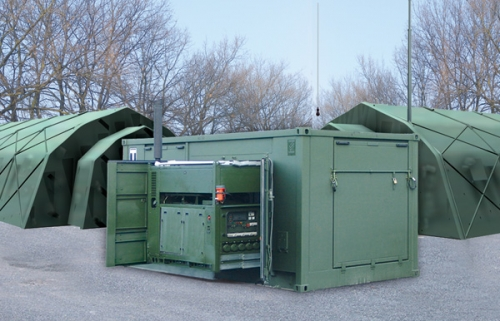 generator panda aplicatii militare
