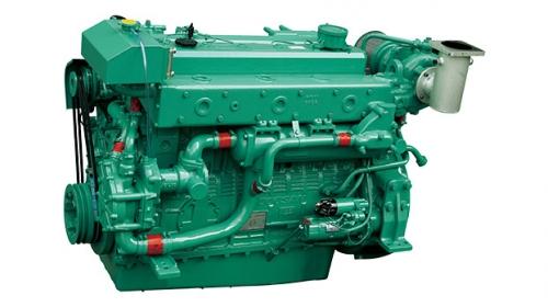 motor diesel auxiliar naval AD196TI