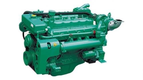 motor auxiliar diesel inboard doosan AD066TI