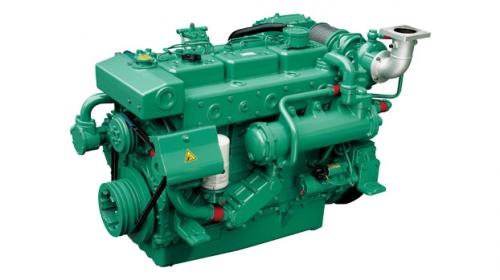 motor diesel inboard auxiliar doosan AD086TI