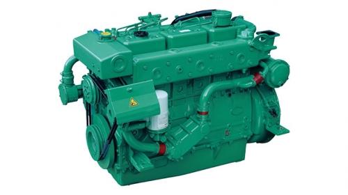 motor auxiliar diesel inboard doosan AD136
