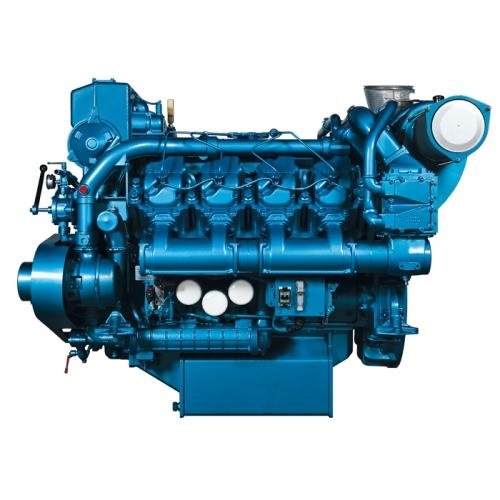 motor baudouin 8M-2