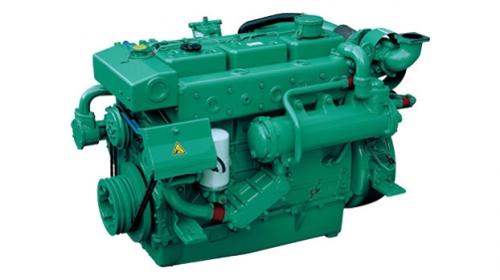 motor diesel naval doosan L136T