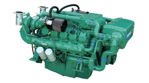 motor diesel naval doosan V180TI