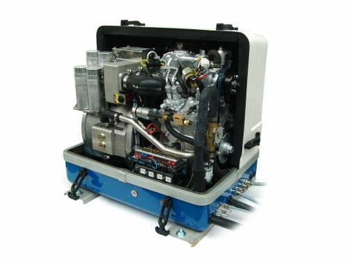 diesel - generator naval panda PMS