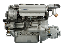 CM442 motor naval diesel inboard