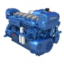 motor naval diesel inboard, motor auxiliar