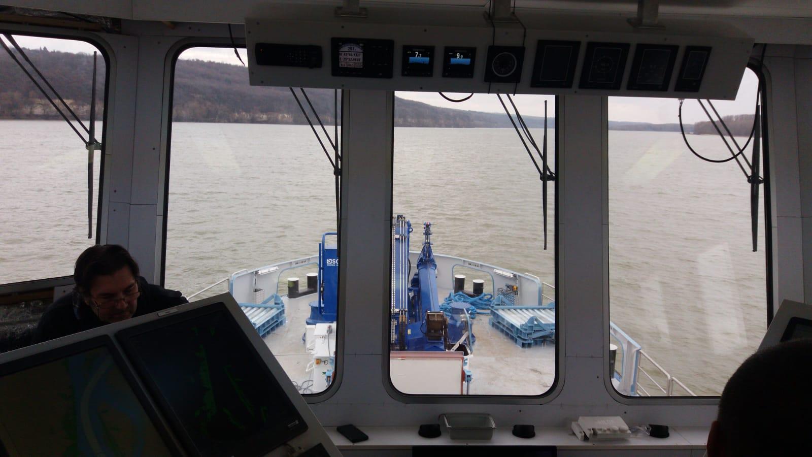 motor diesel nava concordia